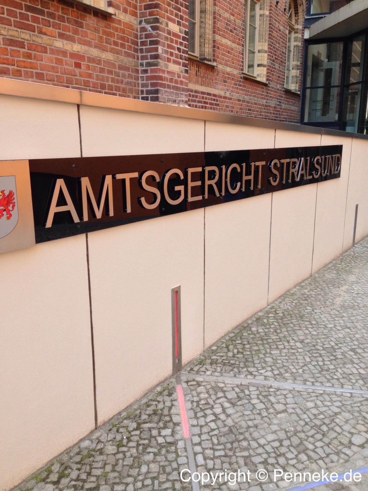 Verteidiger sind in Stralsund in der Pflicht, die Akten im Gericht abzuholen?