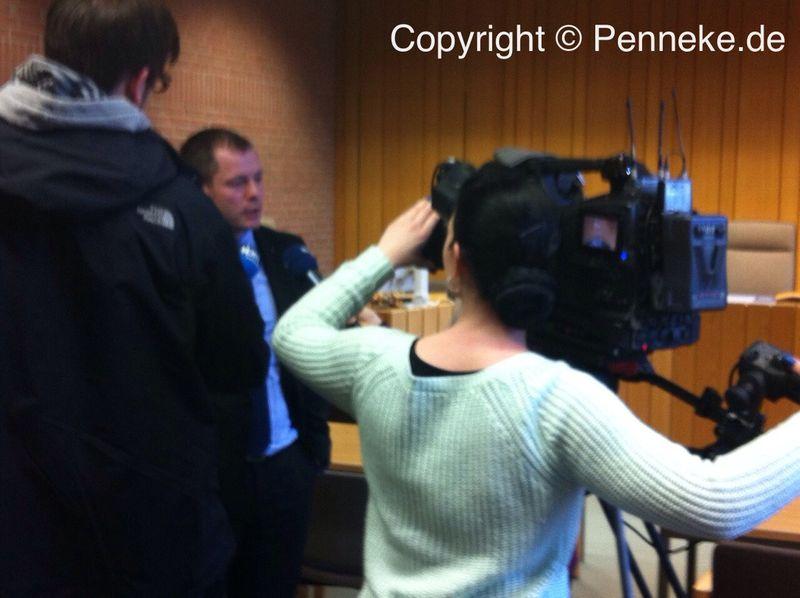 Live-Übertragung von Gerichtsverfahren künftig möglich – Aber noch kein Videobeweis!