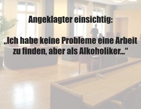 Alkoholiker halt