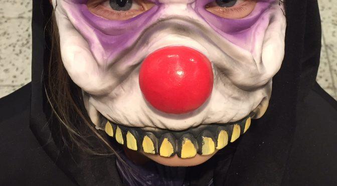 Notwehr gegen Horror-Clowns