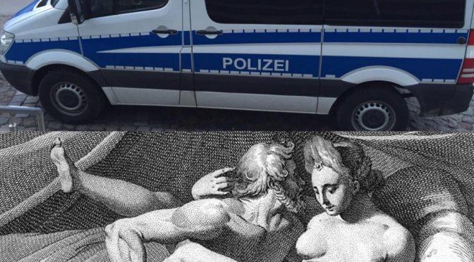 Skandal bei bzw. mit der Polizei Berlin?