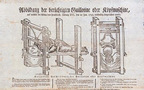 Vor 30 Jahren: Das Ende der Todesstrafe in Deutschland